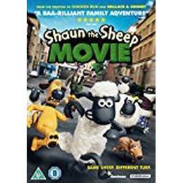 Shaun The Sheep - The Movie [DVD] [2015]